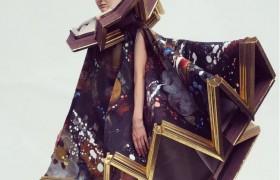 韩都衣舍2019年愚人节,脑洞了整个时尚界
