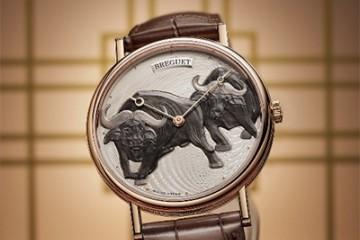 宝玑Classique经典系列7145辛丑年生肖腕表