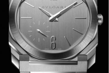 全新BVLGARI宝格丽OCTO FINISSIMO系列腕表耀世发布