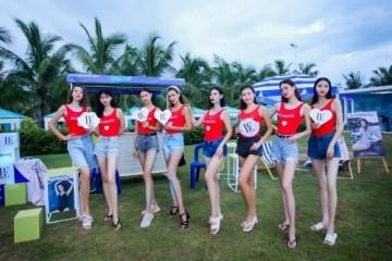 中国第一游泳品牌BE范德安,时尚泳装发布会三亚震撼来袭!